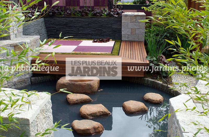 la photothèque   LES PLUS BEAUX JARDINS   Jardin japonais ...