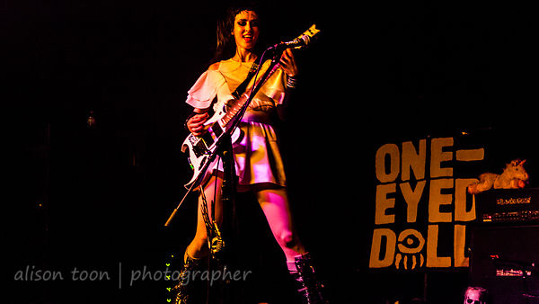 Kimberly Freeman, One-Eyed Doll