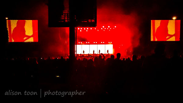 Nine Inch Nails August 2014