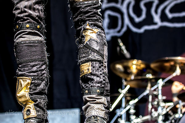 Coolest pants at Aftershock? Here's my vote!