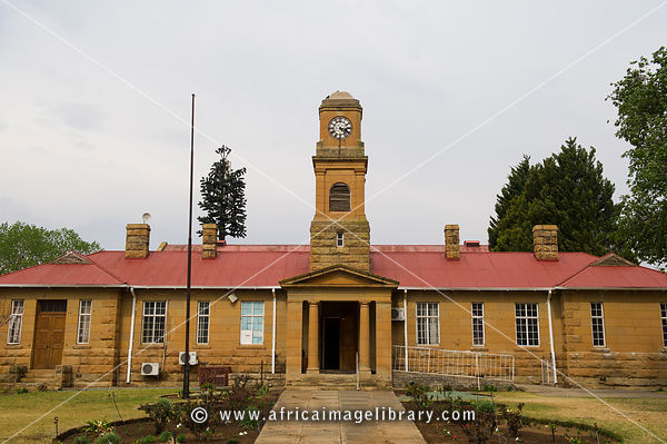 Ladybrand South Africa  City pictures : ... of: Town Hall, Ladybrand, South Africa | The Africa Image Library