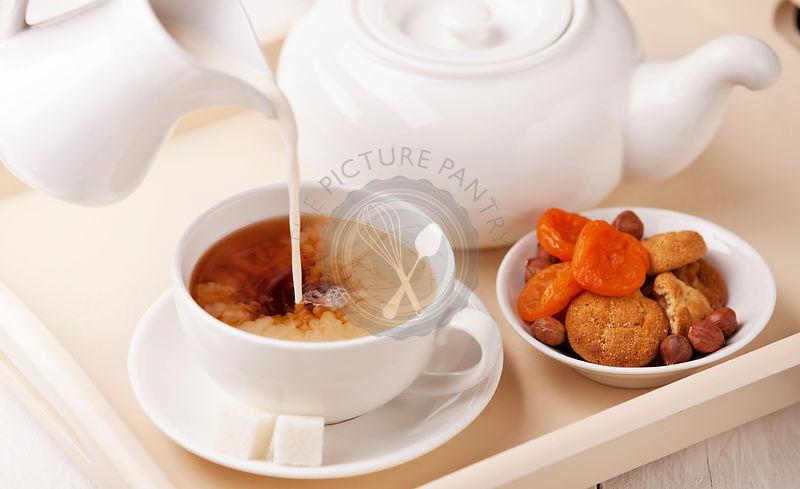 Отзывы похудевших на чае с молоком