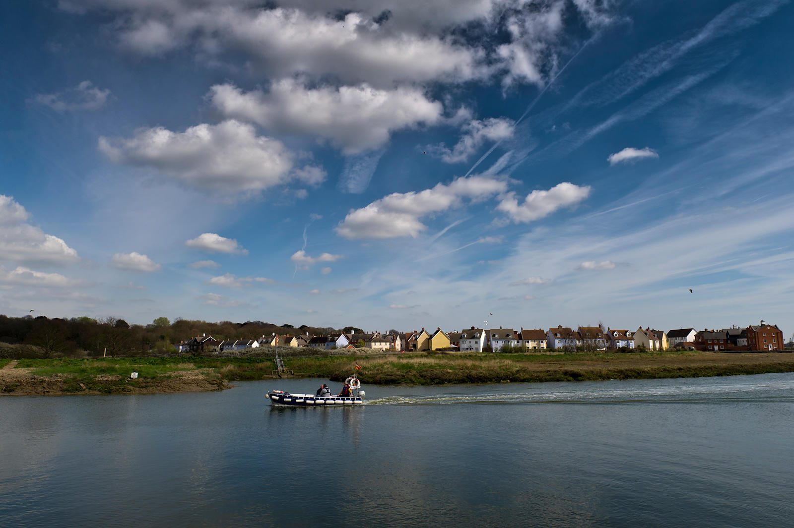 Wivenhoe Rowhedge ferry