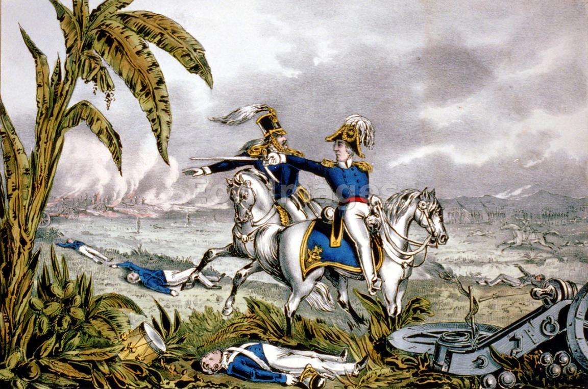 zachary taylor mexican war - photo #17