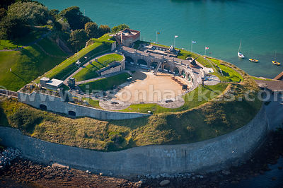 Nothe Fort is a fort in Weymouth, Dorset, England.