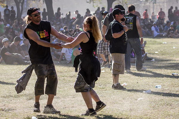 People of Aftershock 2014