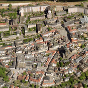 Zwickau aerial photos