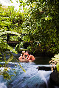 Tabacon Hot Springs Resort, Arenal Volcano area, Costa Rica