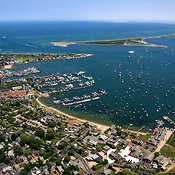 Nantucket aerial photos