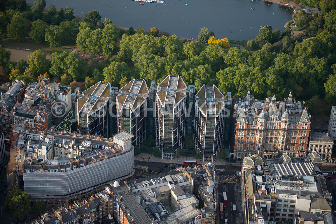 Fb8b8e7e 3dd5 11e3 Bba0 6db3bc0df265 Aerial View Of One Hyde Park Apartments Knightsbridge London on Apartment Floor Plan Aerial View