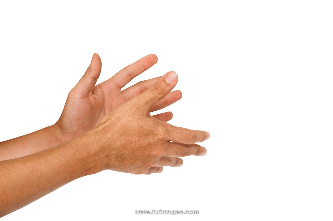 stock images applause isolated clapping hands stock photos