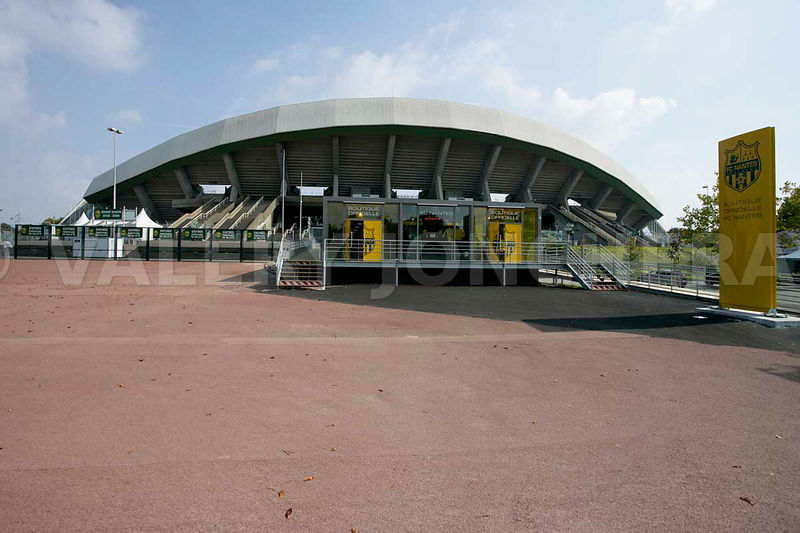 photos stade de la beaujoire de nantes. Black Bedroom Furniture Sets. Home Design Ideas