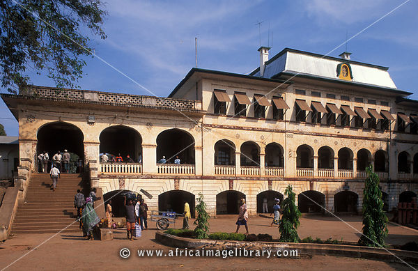 Photos and pictures of Kigoma railway station in German colonial