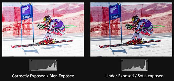 ski exemple